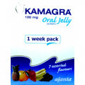 Kamagra Ajanta Oral Jelly 1 Weekpack